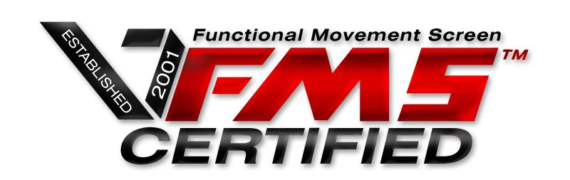 FMS certified LOGO